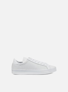 Adidas Originals - Court Vantage, Running White/Running White/Core Black