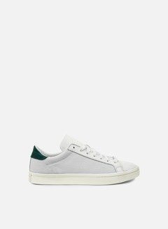 Adidas Originals - Court Vantage, Vitage White/Chalk White/Collegiate Green