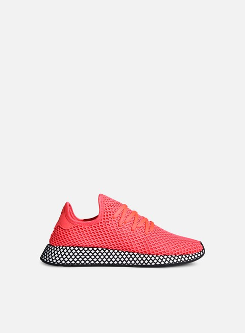sneakers adidas originals deerupt runner turbo turbo core black