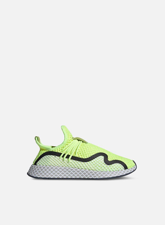 306626e1db098 ADIDAS ORIGINALS Deerupt S € 109 Low Sneakers