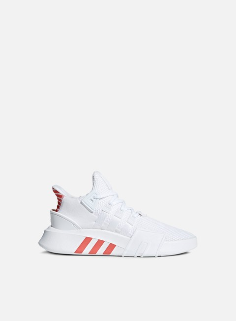 sneakers adidas originals eqt bask adv ftwr white ftwr white trace scarlet