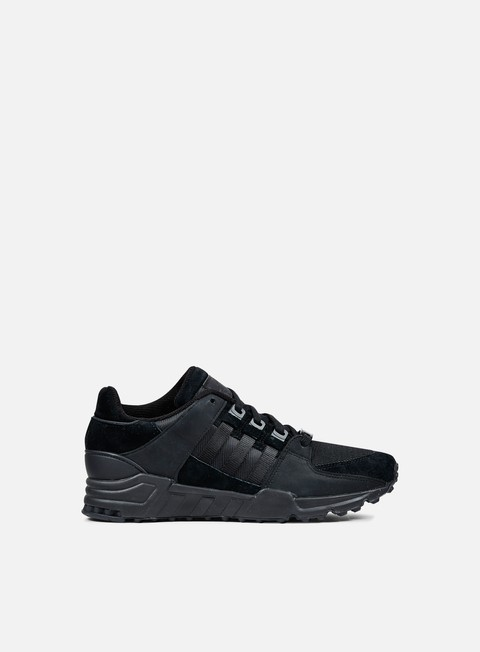 sneakers adidas originals equipment running support core black core black core black
