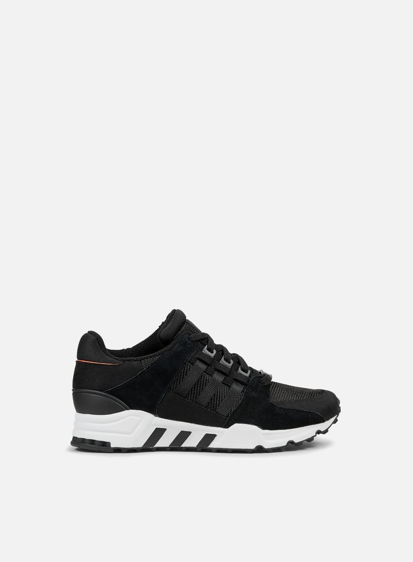 Adidas Originals - Equipment Running Support, Core Black/Core Black/Running White