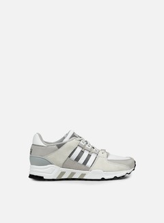 Adidas Originals - Equipment Running Support, Running White/Vintage White/Clear Granite