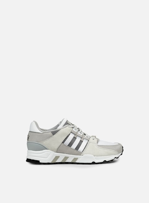 sneakers adidas originals equipment running support running white vintage white clear granite