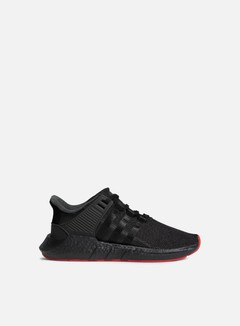 Adidas Originals - Equipment Support 93/17, Core Black/Core Black/Core Black
