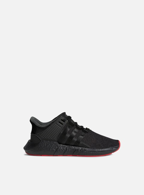 sneakers adidas originals equipment support 93 17 core black core black core black