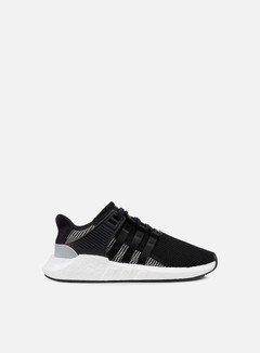 Adidas Originals - Equipment Support 93/17, Core Black/Core Black/Footwear White 1