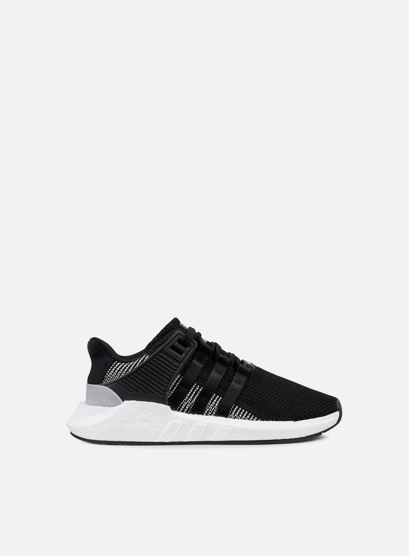 Adidas Originals - Equipment Support 93/17, Core Black/Core Black/Footwear White