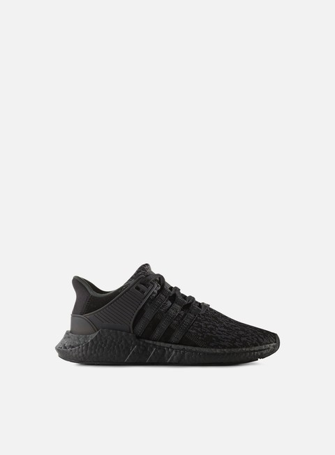 sneakers adidas originals equipment support 93 17 core black core black footwear white