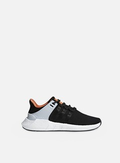 Adidas Originals - Equipment Support 93/17, Core Black/Core Black/Running White