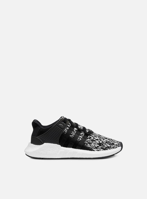 sneakers adidas originals equipment support 93 17 core black core black white