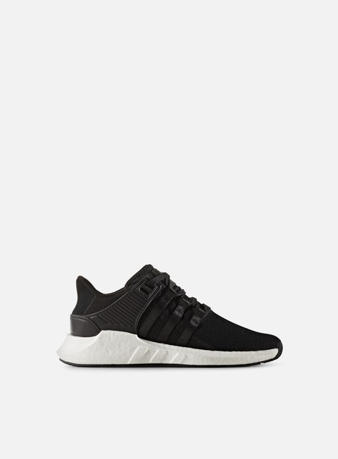 sneakers adidas originals equipment support 93 17 core black white