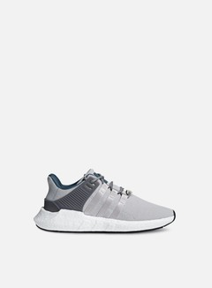Adidas Originals - Equipment Support 93/17, Grey Two/Grey Two/Grey Three