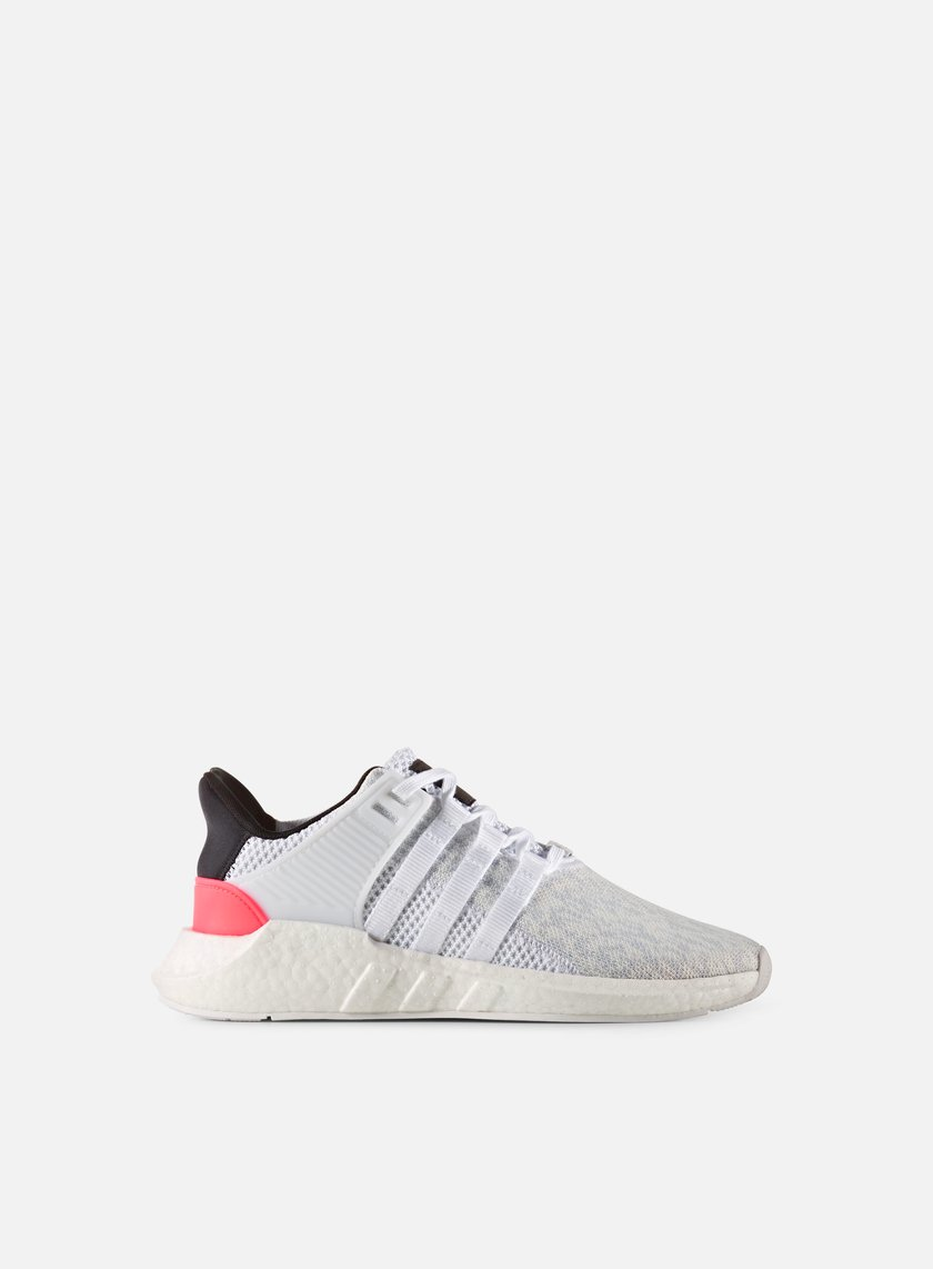 Adidas Originals - Equipment Support 93/17, White/Core Black/Turbo
