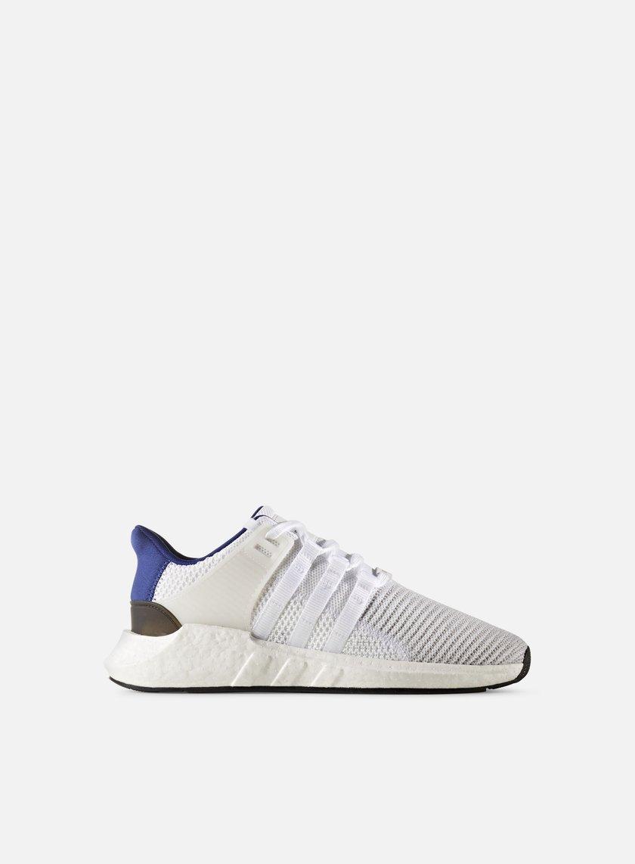 Adidas Originals - Equipment Support 93/17, White/White/Core Black