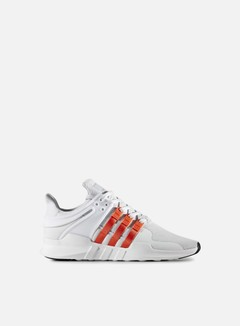 Adidas Originals - Equipment Support ADV, Clear Grey/Bold Orange/White