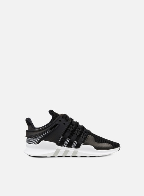 sneakers adidas originals equipment support adv core black core black footwear white