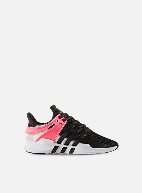 sneakers adidas originals equipment support adv core black core black turbo