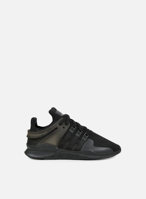 sneakers adidas originals equipment support adv core black core black vintage white