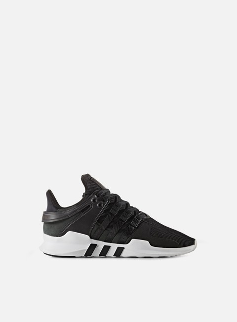 sneakers adidas originals equipment support adv core black core black white