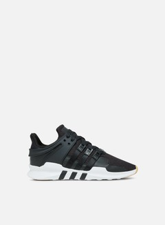 Adidas Originals - Equipment Support ADV, Core Black/Ftwr White/Gum3