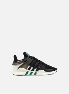 Adidas Originals - Equipment Support ADV, Core Black/Sub Green/Dgh Solid Grey