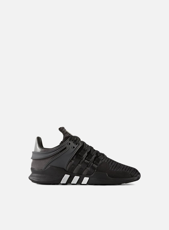 Adidas Originals - Equipment Support ADV, Core Black/Utility Black/Dgh Solid Grey