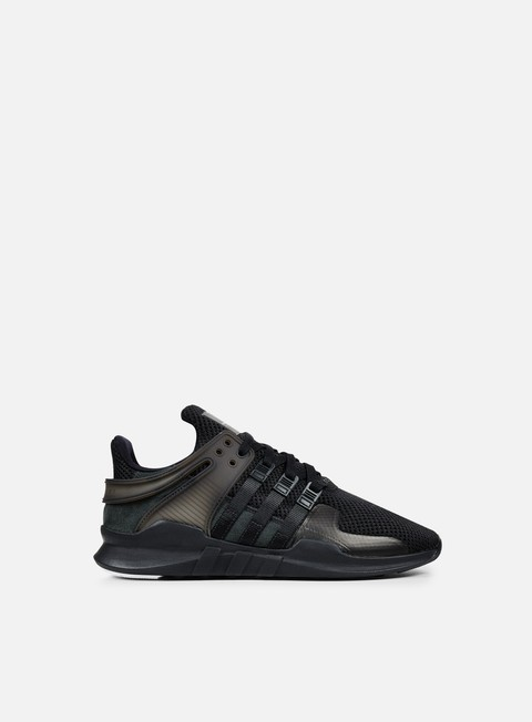 sneakers adidas originals equipment support adv core black white