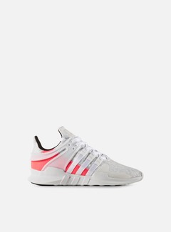 Adidas Originals - Equipment Support ADV, Crystal White/White/Turbo 1