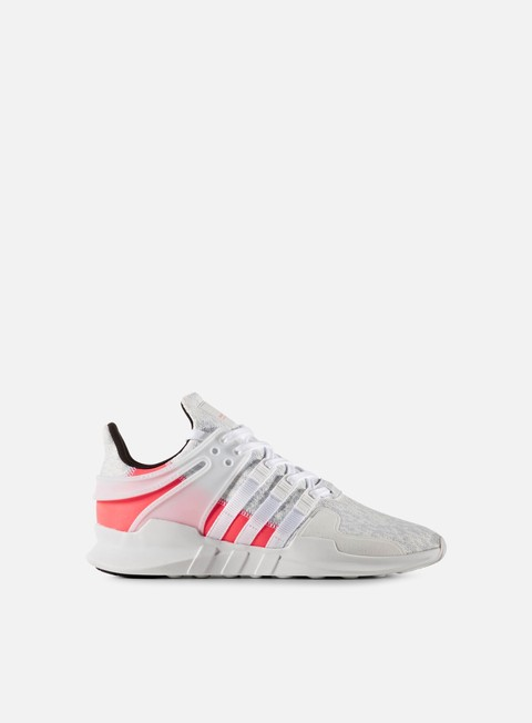 sneakers adidas originals equipment support adv crystal white white turbo