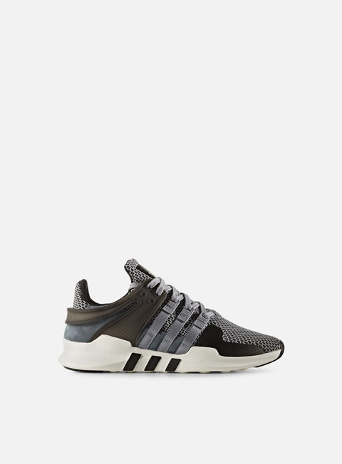 sneakers adidas originals equipment support adv grey grey core black
