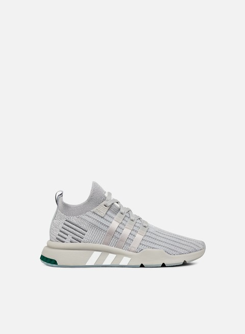 sneakers adidas originals equipment support adv mid primeknit grey two silver met grey one