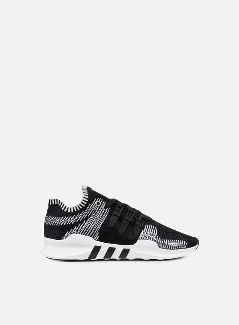 sneakers adidas originals equipment support adv pk core black core black white