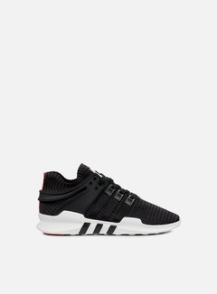 Adidas Originals - Equipment Support ADV PK, Core Black/Turbo Red 1