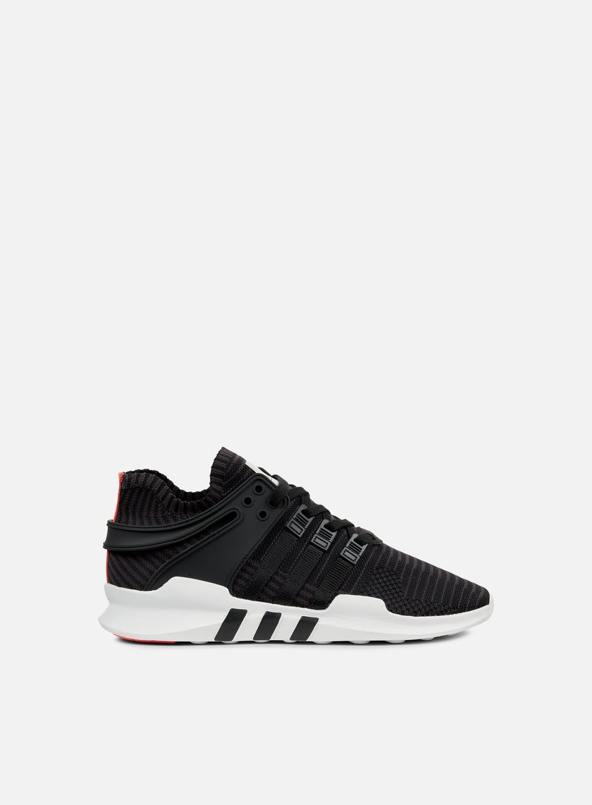 Adidas Originals - Equipment Support ADV PK, Core Black/Turbo Red