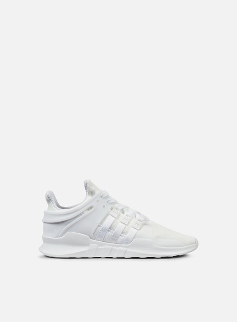 sneakers adidas originals equipment support adv pk white white core black