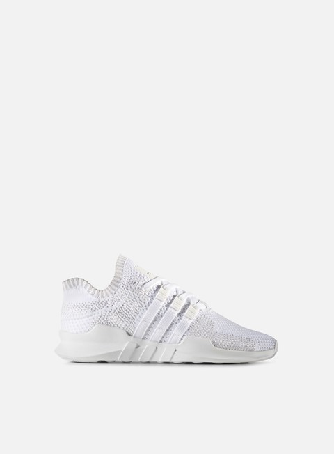 sneakers adidas originals equipment support adv pk white white sub green