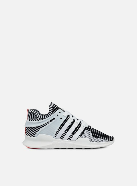 sneakers adidas originals equipment support adv pk white white turbo