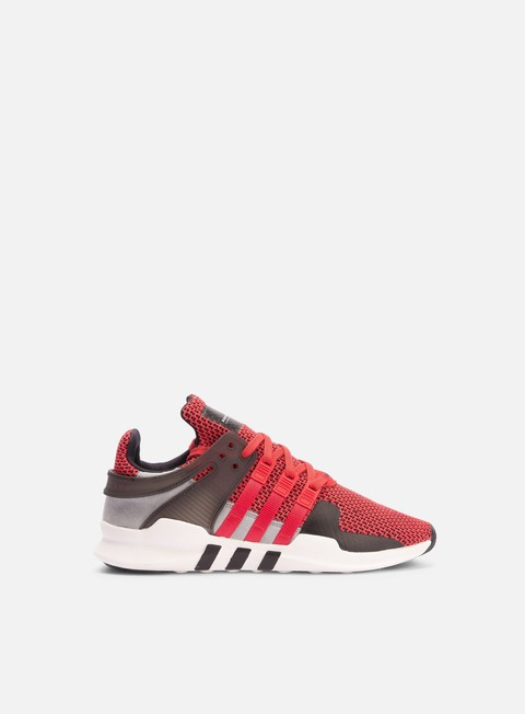 sneakers adidas originals equipment support adv red black white