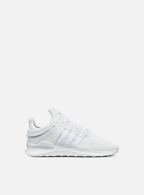 sneakers adidas originals equipment support adv white white core black