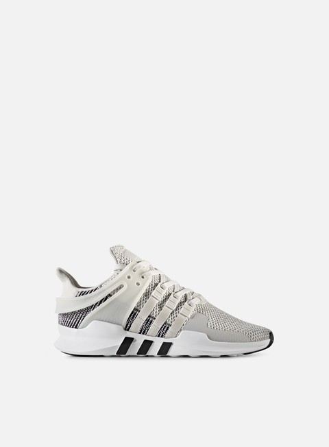 sneakers adidas originals equipment support adv white white grey one
