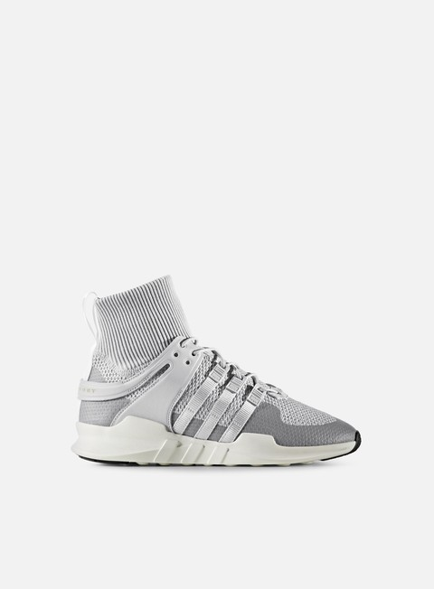 sneakers adidas originals equipment support adv winter grey two grey two white