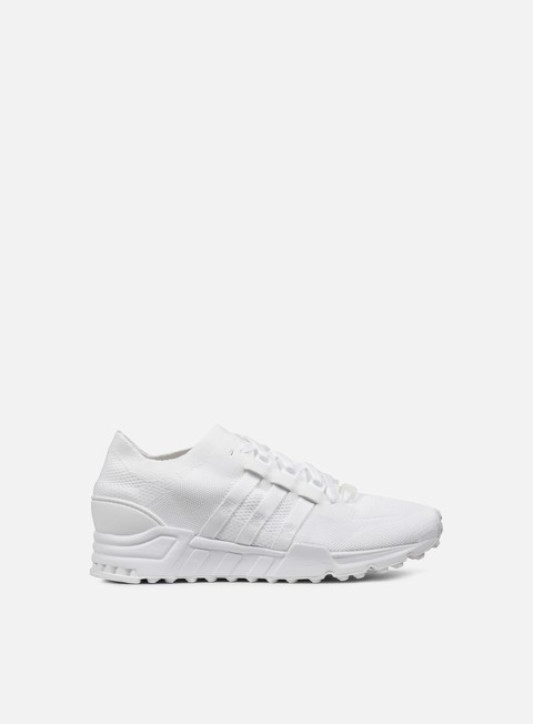 sneakers adidas originals equipment support primeknit white white white