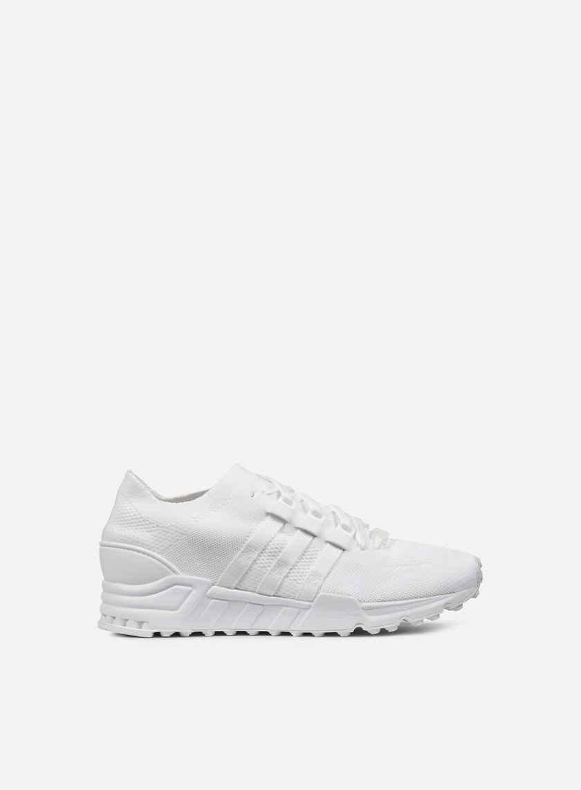 Adidas Originals - Equipment Support Primeknit, White/White/White