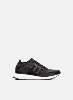 Adidas Originals - Equipment Support Ultra Primeknit, Core Black/White 1