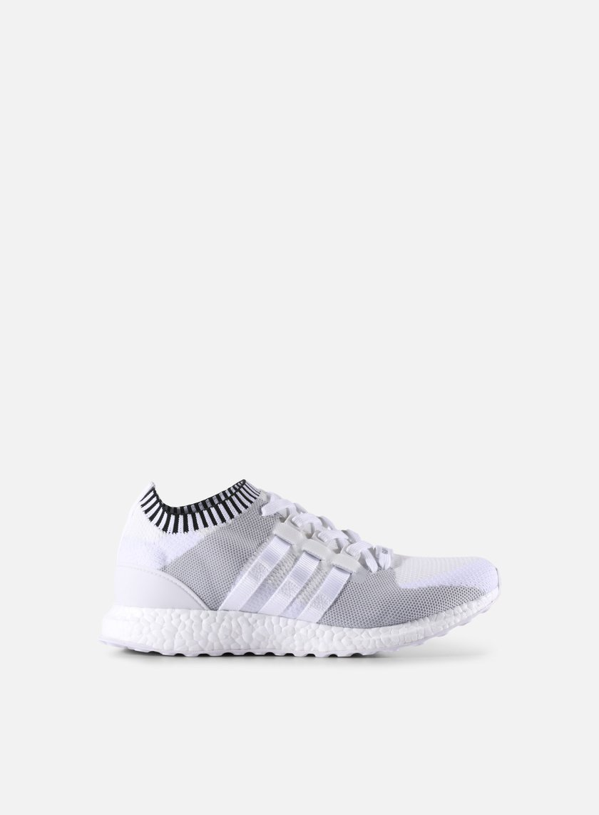 Adidas Originals - Equipment Support Ultra Primeknit, Vintage White/White/Off White