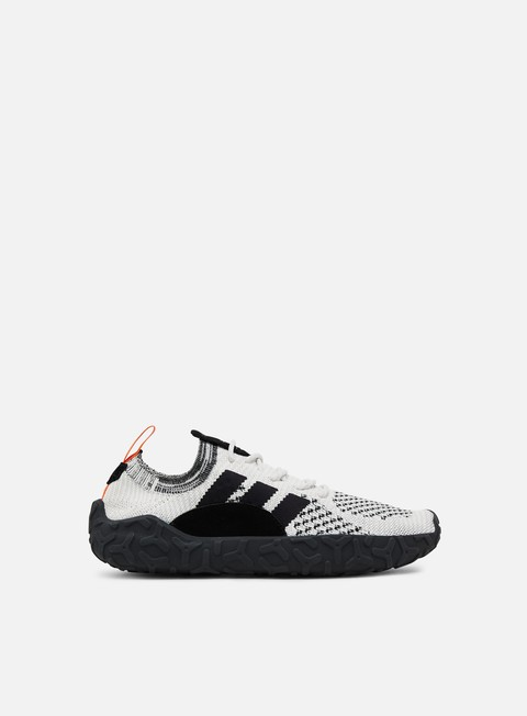 sneakers adidas originals f 22 primeknit crystal white core black orange