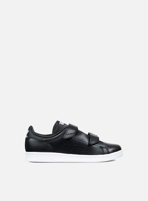 sneakers adidas originals fast core black core black white