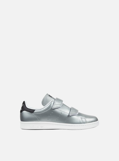 sneakers adidas originals fast silver metallic silver metallic core black
